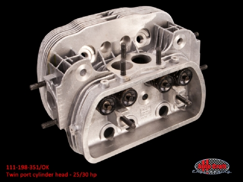 VW beetle engine parts cylinder heads from Auto Craft